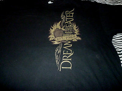 Dream Theater Tour Shirt ( Used Size 2XL ) Very Good Condition!!!
