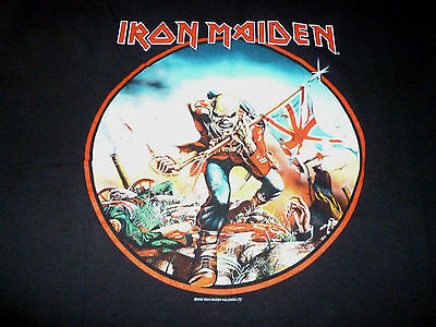 Iron Maiden Shirt ( Used Size XXL ) Very Nice Condition!!!