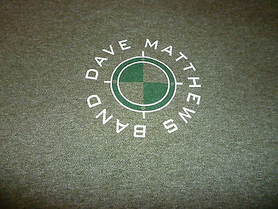 Dave Matthews Band 2001 Tour Shirt ( Used Size M ) Nice Condition!!!