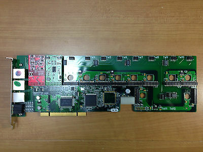 OpenVox A1200P v2.0 12 port voip interface card +1 FXO +1 FXS Module