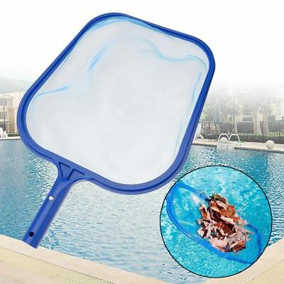 Professional Leaf Rake Mesh Net Skimmer Cleaner Swimming Pool Cleaning