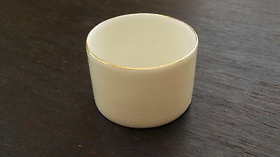Small Round Bowl / Pot  By Goss China   Probably Missing A Lid