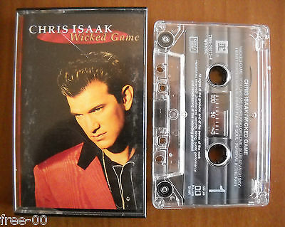 "Chris Isaak "" Wicked Game """