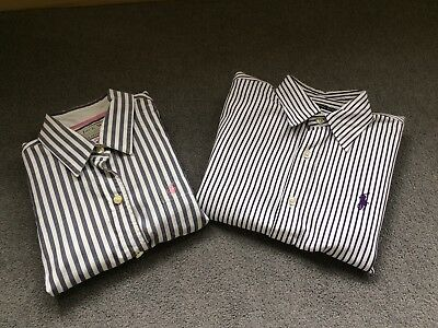 Ladies Designer Shirts - Jack Wills & Ralph Lauren size small