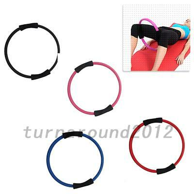 HOT Sport Fitness Magic Resistance Ring Circle for Women Yoga Fitness Exercise
