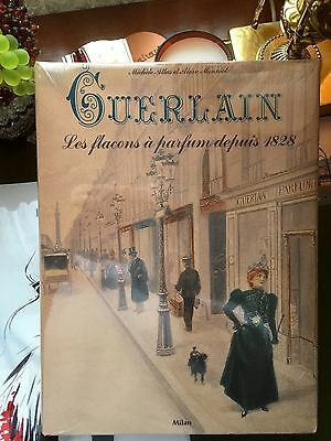 Rare Guerlain perfume Bottles since 1828 Catalogue