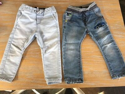 Boy's Next Size 12-18 Months And Cotton on Size 2 Jeans