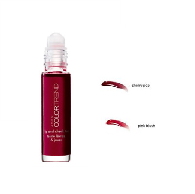 ColorTrend Lip & Cheek Tint ~ Blusher & Lipstick in one.