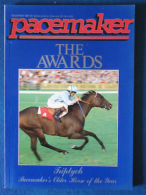 Pacemaker Magazine - December 1987 - Triptych Cover