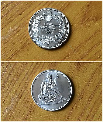 1 Oncia Argento Puro 999 Fine Silver One Troy Once Subalpina