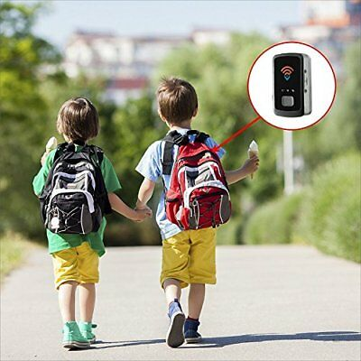 Mini Portable GPS Tracker Real Time Personal and Vehicle Kids Tracking Device