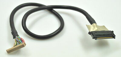 Toshiba 75018814 TV LVDS Kabel 40 pol - 51 pin 46 cm LVDS Cable WIRE NEU