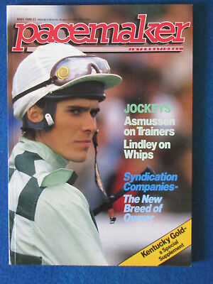Pacemaker Magazine - May 1988 - Cash Asmussen Cover