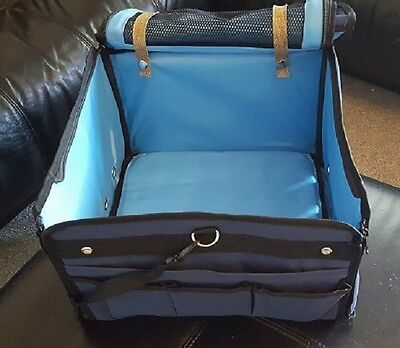 PET CARRIER AND BOOSTER SEAT by pet care