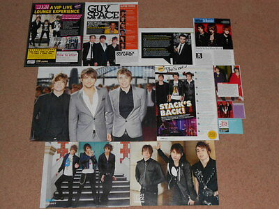 10+ SHORT STACK Magazine Clippings