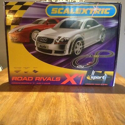 Scalextric Road Rivals X7 Sport