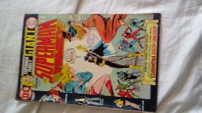 The Superman Family #171 July 1975 VG+ (Giant)
