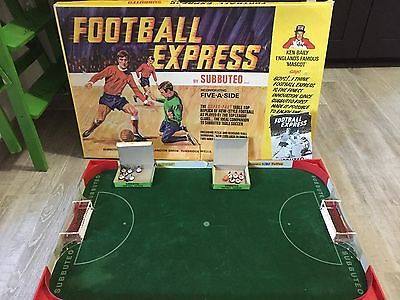 Subbuteo Football Express