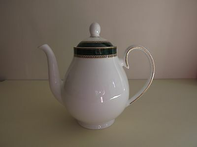 Royal Doulton Green Marble 2¼ Pint Teapot  (71,39)