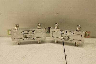 Microlab CA-84N 698-2700 MHz Hybrid Coupler (Lot of 2)