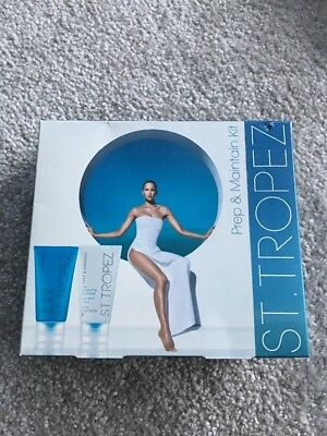 St Tropez Prep And Maintain Kit BNIB