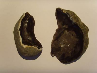 Palaeolithic -  'Acheulian'  flake blades/scrapers - UK found
