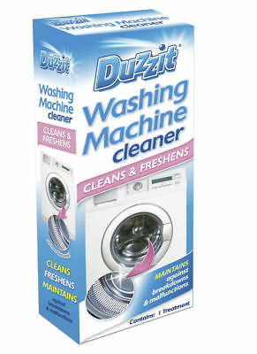 Duzzit Washing Machine Cleaner, Cleans, Maintains, Freshens & Shines 250ml