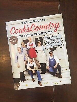The Complete Cook's Country TV Show Cookbook From All 7 Seasons