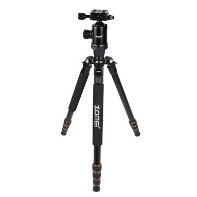 ZOMEI Z688 Tripod Magnesium Alloy Monopod with Ball Head for DSLR Camera SS