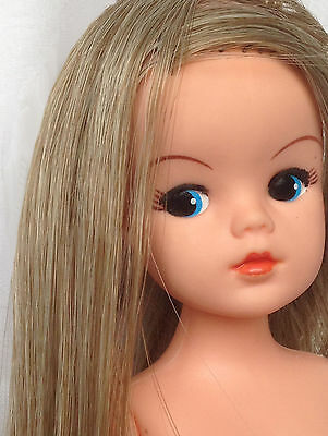 premium synthetic DOLL hair for DIY RE-ROOTS Sindy BJD Blythe + Fashion Dolls