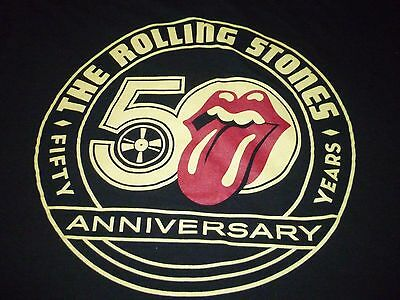 Rolling Stones 50 Years Shirt ( Used Size XL ) Very Nice Codition!!!