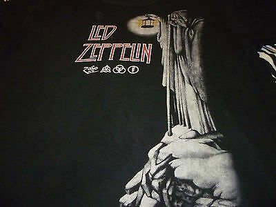 Led Zeppelin Shirt ( Used Size L ) Very Good Condition!!!