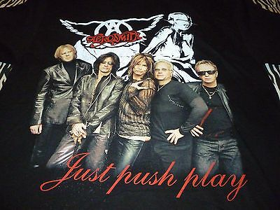 Aerosmith Tour Shirt ( Size L ) NEW!!!