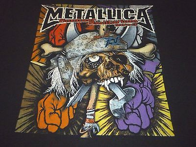 Metallica Tour Shirt ( Used Size XL ) Very Good Condition!!!