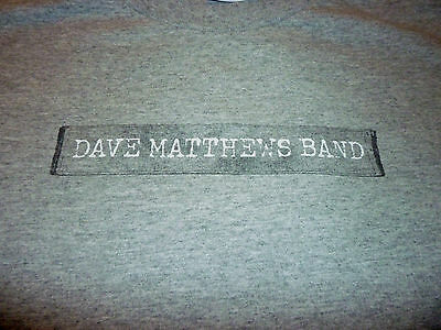 Dave Matthews 2002 Tour Shirt ( Used Size XL ) Very Good Condition!!!