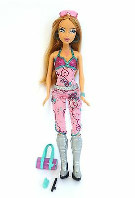 My Scene Barbie Doll - Disco Girls - Nia - Excellent condition