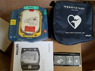 USED  Philips HeartStart AED Trainer M5085A