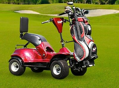Golf Mobility Scooter - IM4 Cruiser