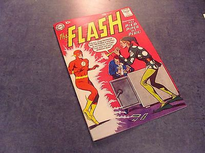 Facsimile reprint covers only to Flash 106 - SILVER AGE FLASH
