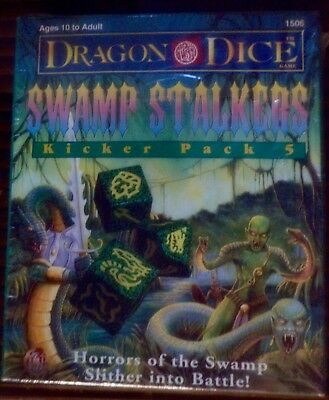 Dragon Dice >>> Swamp Stalkers >>> Kicker Pack >>> New And Sealed