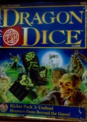 Dragon Dice >>> Undead >>> Kicker Pack >>> New And Sealed