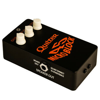 Quilter Labs Micro Block 45, Pedal Sized Amplifier