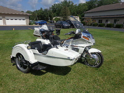 1996 Honda Gold Wing  1996 Honda Goldwing GL1500SE with side car , will ship , low reserve GL1500 SE