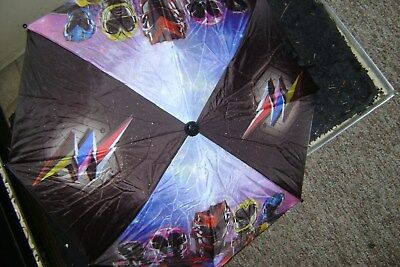 Power Rangers Movie Kids Extendable Umbrella