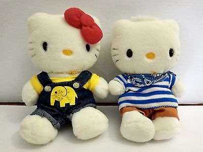 Hello Kitty Plush Sanrio (Wishing Friendship and Peace To All)