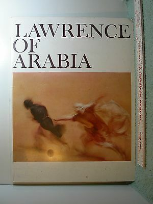 Lawrence of Arabia Columbia Pictures Movie Program 1962 about 20 pages