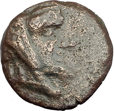 DIONYSOPOLIS Moesia 3-1CnBC RARE Authentic Ancient Greek Coin DEMETER i63653