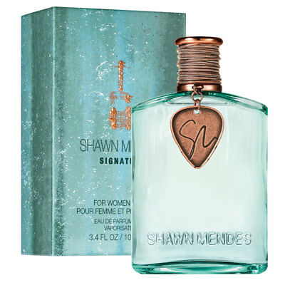 Shawn Mendes Signature Eau De Parfum 100ml Spray
