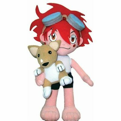 "Cowboy Bebop: Ed with Ein 8"" Plush"