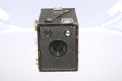 AGFA B-2 CADET Box Camera - Early Version - Working - Ships From Canada!